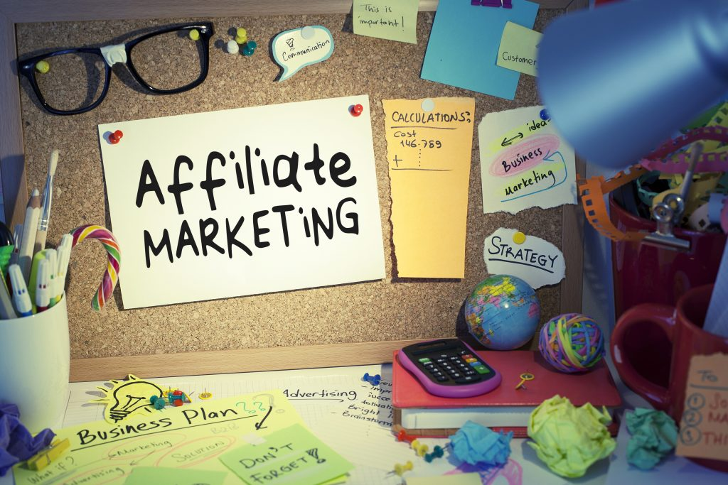 basics for affiliate marketing beginners